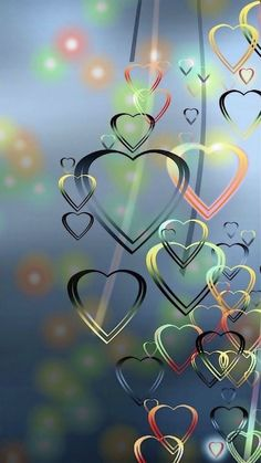 Many hearts, our love. Daizo and Janna💞💞💞👫 - Herz Heart Wallpaper, Butterfly Wallpaper, Love Wallpaper, Cellphone Wallpaper, Colorful Wallpaper, Wallpaper Backgrounds, Iphone Wallpaper, Wallpaper Ideas, Trendy Wallpaper