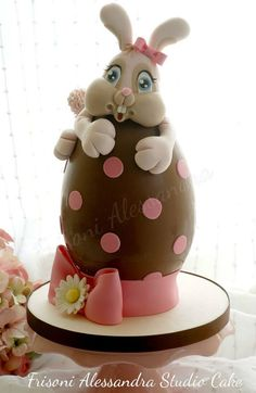 Easter - Frisoni Alessandra Studio Cake