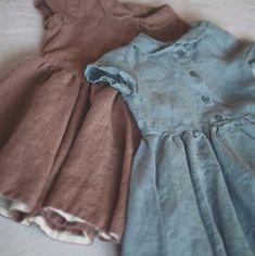 Handmade Linen Dresses | SondeflorShop on Etsy