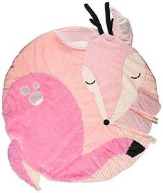 Manhattan Toy Travel  Comfort Tactile Deer Play Mat *** ** AMAZON BEST BUY **