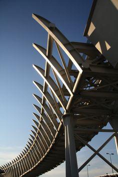 Venice new bridge