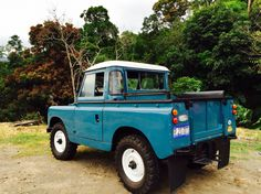 1969 Land Rover Series 2A classic truck