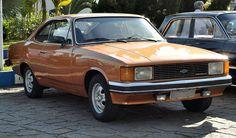 Chevrolet Opala Coupé