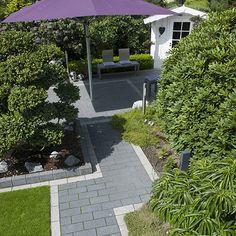 Boulevard Pflaster für Garten und Haus