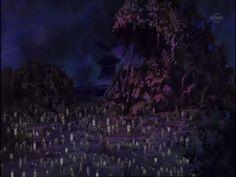 deja vu de twd em naruto com o ataque da horda zumbítica dos aldeões massacrados ( jutsu de ressurreição dos mortos - elemento terra )