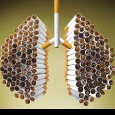 Cigarette Lungs