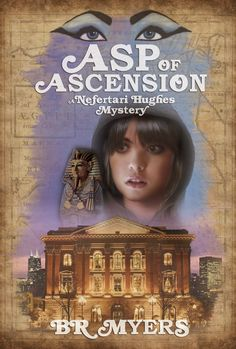 Cover reveal and t-shirt campaign! https://www.goodreads.com/book/show/22233926-asp-of-ascension-a-nerertari-hughes-mystery-1