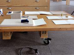 produção fotográfica para o novo catálogo My Workspace