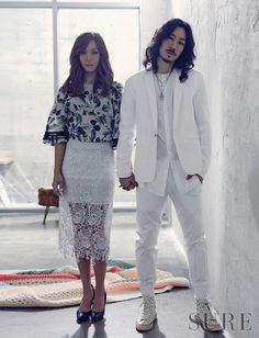 2015.02, SURE, Yoon Mirae, Tiger JK