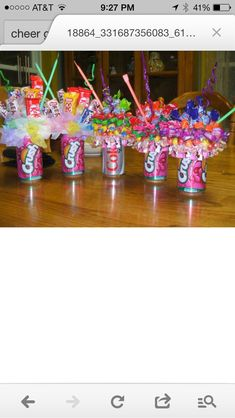 Cheer gifts