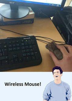 Best Wireless Mouse, #LoL ☺☺☺