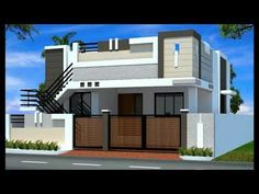 Latest Top Single Floor Home Elevations | small house plans | floor plans for build - YouTube