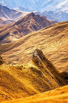 Skippers Canyon, near Queenstown, The South Island,  New Zealand