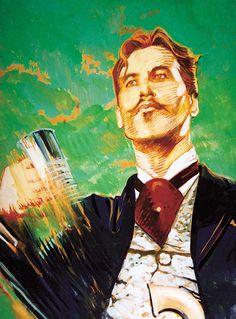 Val Kilmer aka Doc Holliday