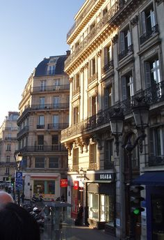 A corner in Paris