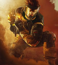 Rainbow 6 Seige, Rainbow Six Siege Art, Tom Clancy's Rainbow Six, Gaming Wallpapers, Dirt Bikes, Art Reference Poses, Barbarian, Overwatch, Concept Art