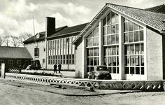 Brielle - LTS en Machinisten school.
