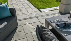 techo bloc blu smooth - Google Search