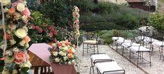 Composizioni floreali per matrimoni - Floran - Scenografie Floreali