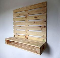 Pin on pallet Wooden Pallet Furniture, Wooden Pallets, Diy Furniture, Furniture Projects, Furniture Design, Outdoor Furniture, Outdoor Decor, Diy Pallet Projects, Pallet Ideas