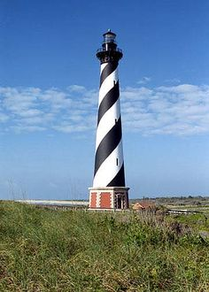 Cape Hatteras, North Carolina Lighthouse