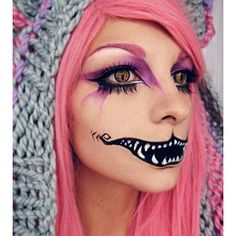 Scary halloween makeup easy to do yourself halloween 247 scary halloween makeup easy to do yourself halloween 247 pinterest scary halloween makeup scary halloween and halloween makeup solutioingenieria Gallery