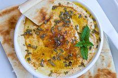 Hummus, un aperitivo fresco y sano #receta #vegetariana « Dragonfruit Mag