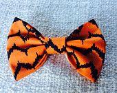 Hocus Pocus - Halloween orange and black spooky chevron!