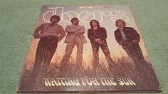 THE DOORS Waiting For The Sun 1968 MEGA RARE MONO Elektra EKL 4024 Vinyl