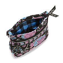 Petite Double Zip Hipster Crossbody in Alpine Floral Vera Bradley, Hipster, Zip, Floral, Bags, Fashion, Handbags, Moda, Hipsters