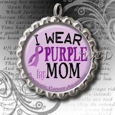Purple for Pancreatic Cancer