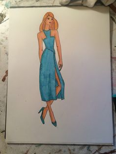 Original fashion sketch designs by Judy Moore Perez. www.JudithCouture.com. #Fashion #designs #sketches #dress #JudyMoorePerez #style #Sewing #Outfit #couture #wedding #evening #gowns #custom-made #women #junior