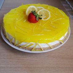 Ricetta Cheesecake al limone - La Ricetta di GialloZafferano