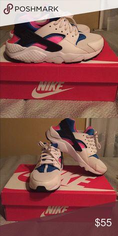 ee8b4b51e53 Pink Petals Nike Huarache Womens Huarache Pink Petal Pink Nike ...