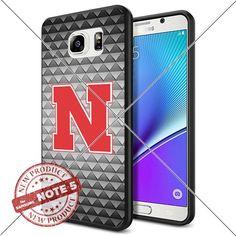 NEW Nebraska Cornhuskers Logo NCAA #1356 Samsung Note 5 Black Case Smartphone Case Cover Collector TPU Rubber original by ILHAN [Triangle] ILHAN http://www.amazon.com/dp/B0188GPGT2/ref=cm_sw_r_pi_dp_WFFLwb141STR5