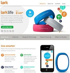 Webpick of the Day: Global product launch for Lark.