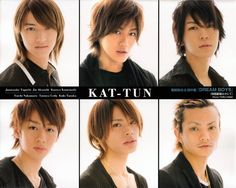 pic+of+kat+tun | All About KAT-TUN (Profile and Photo Gallery)
