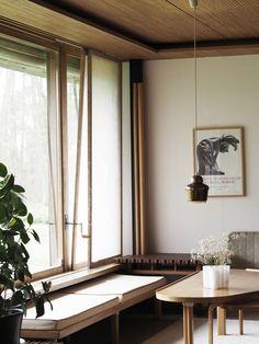 Inside Maison Louis Carré - Alvar Aalto's modernist masterpiece an hour outside of Paris, his only building in France