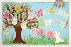 Easter is fast approaching and it's time to start planning how you're going to decorate your classroom! Here is a list of 10 good Easter bulletin board ideas to get the kiddos involved!