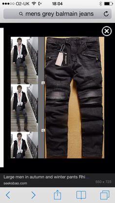 0eb00f48f39 Balmain jeans summer 2014