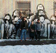 Kabul to Brooklyn, Street Art and Graffiti as Common Ground