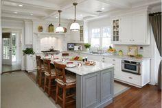 Modified Shaker Door Style- Home & Garden Design Ideas