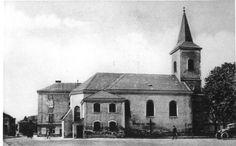 Servatiuskirche-Liesing-1933 - Liesing (Wiener Bezirksteil) – Wikipedia Building, Pictures, Buildings, Construction