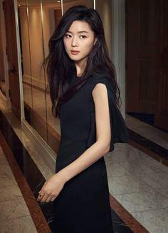 Elle Korea Features the Incomparable Jeon Ji Hyun in July 2017 Edition Asian Woman, Asian Girl, Korean Girl, Korean Beauty Girls, Asian Beauty, Korean Celebrities, Celebs, Jun Ji Hyun Fashion, Kdrama