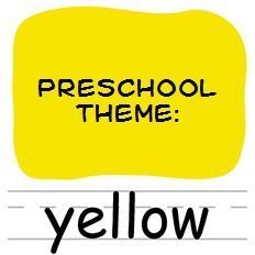 25 bright yellow crafts for preschoolers yellow crafts color yellow and primary colors - Pictures Of The Color Yellow
