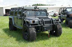 Meanest Hummer I have ever seen.