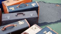 When Flying in a Group, Distribute Everyone's Clothing Throughout Each Suitcase So Nobody Loses Everything