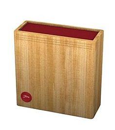 Fiesta® Wood Scarlet Bristle Block