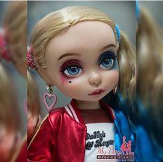 OOAK Harley Quinn
