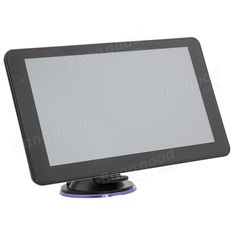 Car 7 Inch GPS Navigator Touch Screen YL-910 MTK and FM 4GB